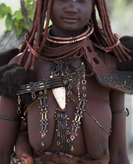 An Evening with the Himba